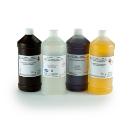 Electrode Cleaning Solution for Fats, Oils and Grease Samples, 500 mL
