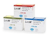 New Laton Total Nitrogen Cuvette Tests - Faster Testing, Same Accuracy