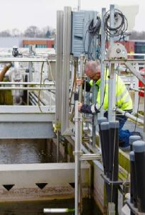 Preferred supplier for Nereda wastewater treatment installations